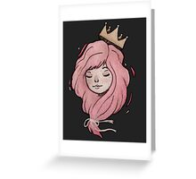 Little Crown Greeting Card