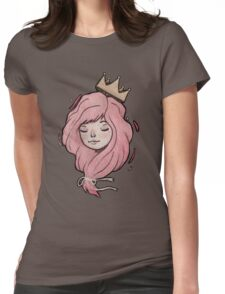 Little Crown Womens Fitted T-Shirt