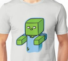 Minecraft Zombie (Hugs!) Unisex T-Shirt