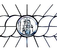 Portal(Third Eye) Photographic Print