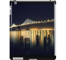 SF Bay Bridge Illuminated iPad Case/Skin