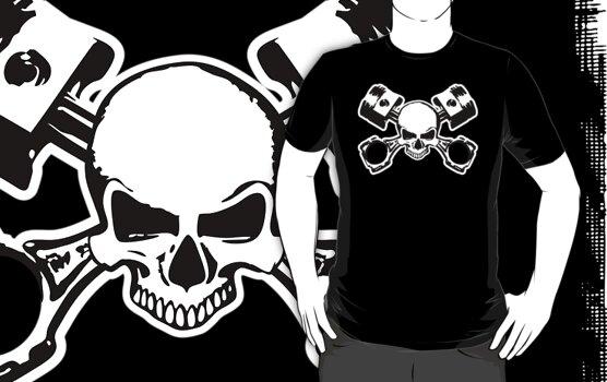 Black V Neck T Shirts Mens