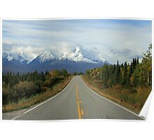 Alaskan Adventure Poster