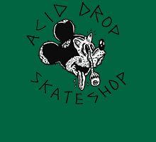 WeaselFace Mickeys Dead- Acid Drop Skate Shop Unisex T-Shirt