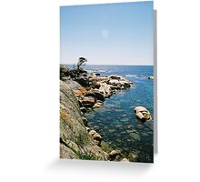 Tasmanian Beauty Greeting Card