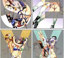 SEXY Anime Print by happihentai