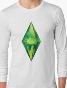 Sims: Space Long Sleeve T-Shirt