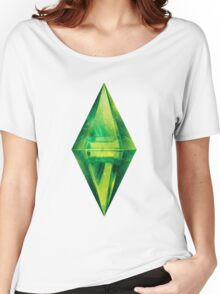 Sims: Space Women's Relaxed Fit T-Shirt