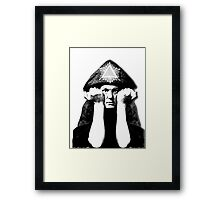 Aleister Crowley Framed Print