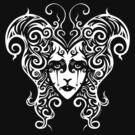 metalMorphosis (alternate white version) by Eric Murphy