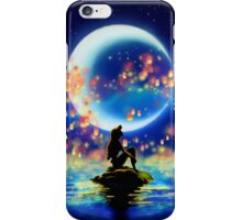 Mermaid Lantern iPhone Case/Skin