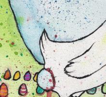 Easter Eggs Sticker