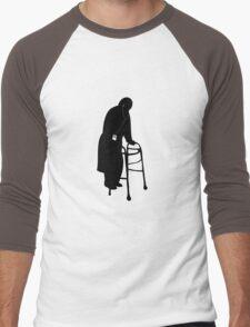 iOld Men's Baseball ¾ T-Shirt