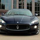 Maserati Gran Turismo Prom Picture by Daniel  Oyvetsky