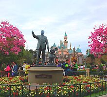 Partners with The Castle by disneylandaily