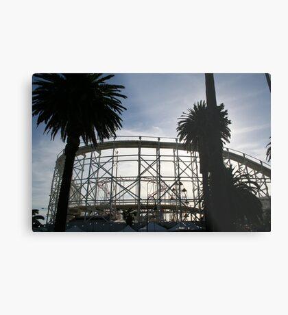 Luna Park Melbourne Victoria Australia Metal Print