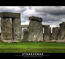 Stonehenge by Joshua Robertson