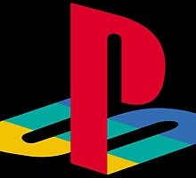 Vintage Playstation Logo by Gunther1234
