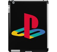 Vintage Playstation Logo iPad Case/Skin