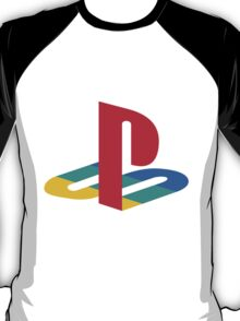 Vintage Playstation Logo T-Shirt