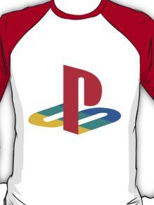 Vintage Playstation Logo T-Shirt
