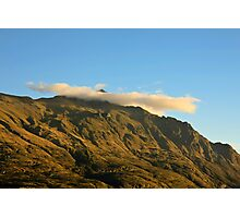 Cloud Cap Photographic Print