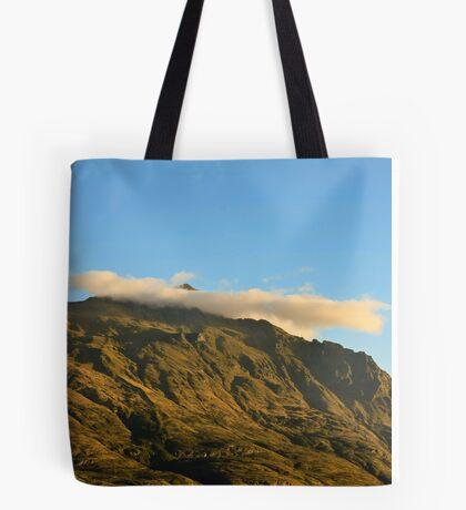 Cloud Cap Tote Bag