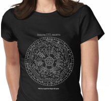 Sigilum Dei Aemeth Womens Fitted T-Shirt