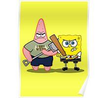Sponge of the Dead Poster
