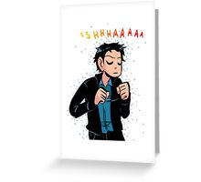 Wallace Wells Greeting Card