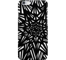 Blakeney Abstract Expression Black and White iPhone Case/Skin