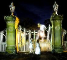 Ghosts of Callan Park by Rose Moxon