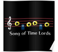 Song of Time Lords Poster