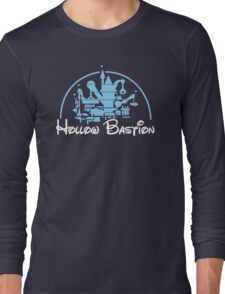 Architecture of a Bastion Long Sleeve T-Shirt