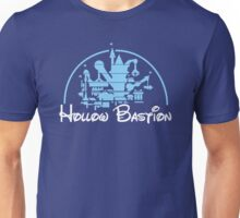 Architecture of a Bastion Unisex T-Shirt