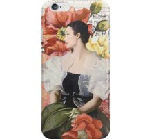 Carte Postale iPhone Case/Skin