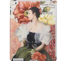 Carte Postale iPad Case/Skin
