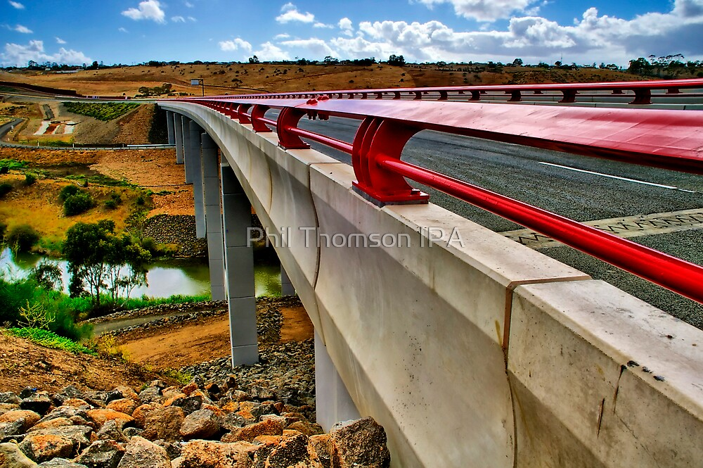 """Bridge on the River Moorabool"" by Phil Thomson IPA"