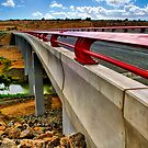 """Bridge on the River Moorabool"" by Phil Thomson IPA"
