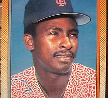 355 - Jose Uribe by Foob's Baseball Cards