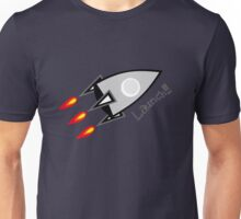 Launch to the moon Unisex T-Shirt