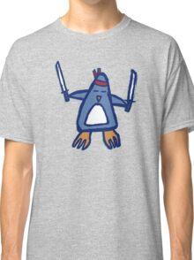 Penguin Ninja Classic T-Shirt