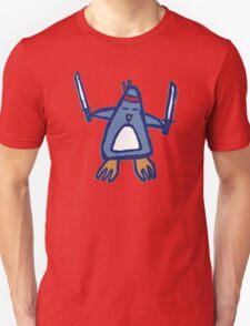 Penguin Ninja Unisex T-Shirt