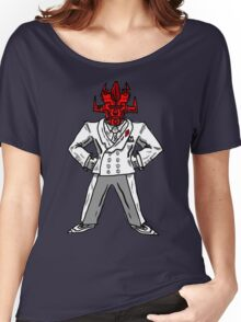 SPACE WRESTLING'S DON SATAN Women's Relaxed Fit T-Shirt