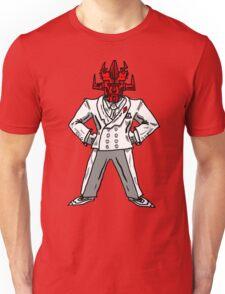 SPACE WRESTLING'S DON SATAN Unisex T-Shirt