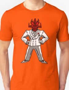 SPACE WRESTLING'S DON SATAN T-Shirt