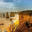 Only a few left of the 12 Apostles by Gerard Rotse