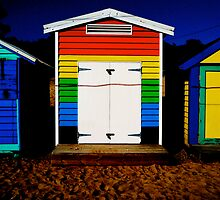 Brighton Beach Box by Scott Chalmers