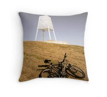 Elwood Lookout Throw Pillow