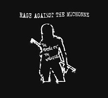 Rage Against The Michonne Womens T-Shirt